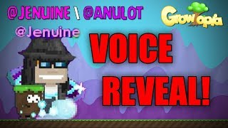 Growtopia | @Anulot & @Jenuine's Voice Reveal!
