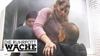Mädchen (14) in brennender Wohnung: Wer will ihren Tod? | Die Ruhrpottwache | SAT.1 TV