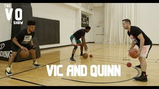 Victor Oladipo and Quinn Cook - THE VO SHOW Episode 14 PG County Made