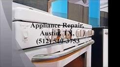 Appliance Repair, Austin, TX, (512) 540-3753