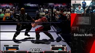 March Monthly - Tom (Kane) vs Aaron (Viscera) - WWF No Mercy Quarterfinals
