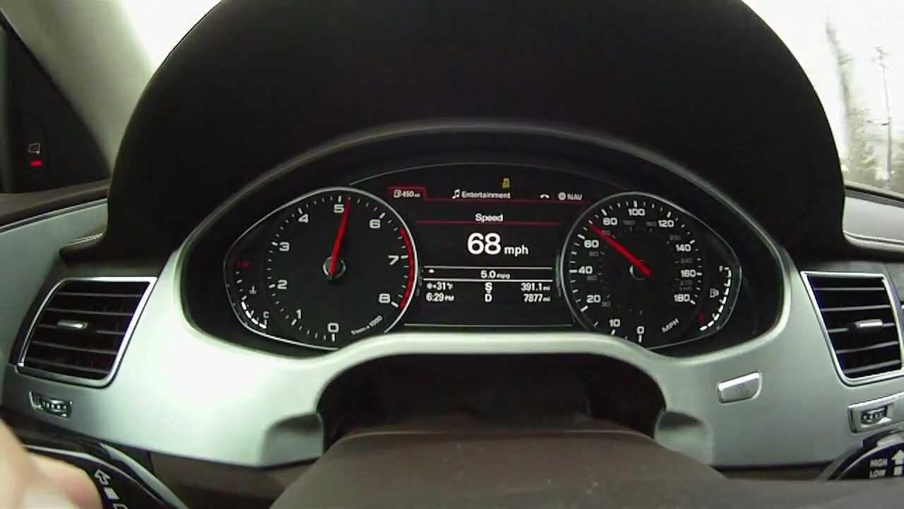 Audi A8 W12 >> Audi A8 L 6.3L FSI W12 quattro 0-60 mph (0-100 km/h) Acceleration...High Quality Sound! - YouTube