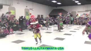TINKUS LLAJTAYMANATA USA  2016