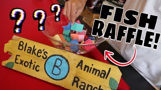 *WIN* EXOTIC FISH RAFFLE CHALLENGE!!