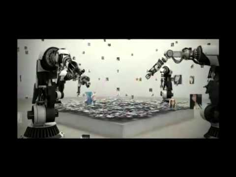 Intel - Museum of Me - Visualize Yourself