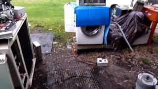 Miele Washing Machine Gets Stress Tested