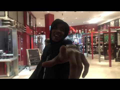 Rap superstar G Herbo supporting Adrien Broner doing it for the hood