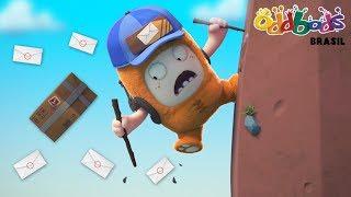 Oddbods   Garoto Da Entrega   Desenhos Animados Divertidos Para Crianças