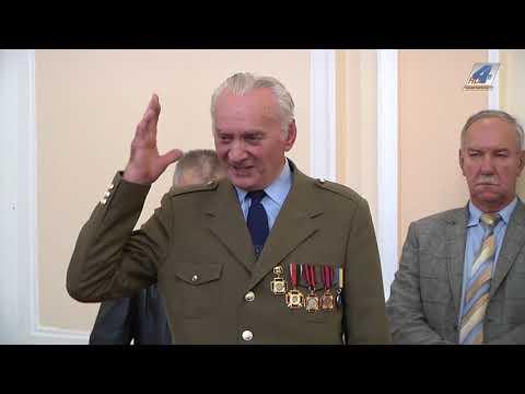 TV-4: Сьогодні у Тернопільській міській раді привітали ветеранів УПА та воїнів АТО