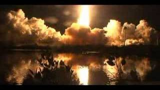 STS-123 Space Shuttle Launch Remote Camera B