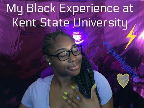 My Black Experience at Kent State University