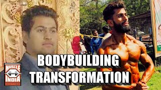 BODYBUILDING TRANSFORMATION - From Fat to Fab