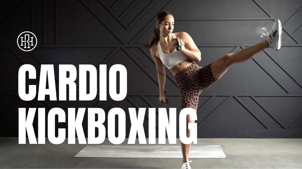 Download Cardio Kickboxing Workout // Get Ready To SWEAT!