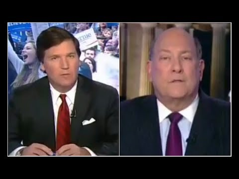 Tucker Carlson Eviscerates Hillary Clinton's Lawyer Richard Goodstein Pushing Escalation In Syria