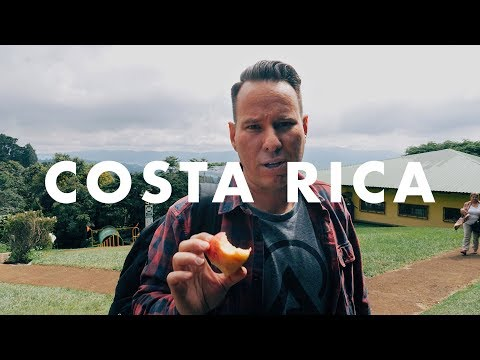 A Trip to Costa Rica with Chad Johnson from Come&Live! // Vlog #51