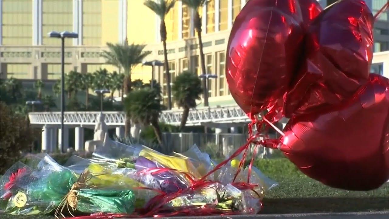 Las Vegas mass shooting survivor recounts horrors