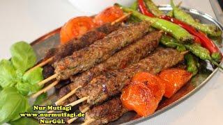 Tavada Sis Kebab Tarifi  - Nurmutfagi Tarifleri