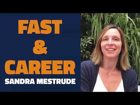 FAST & CAREER #ALUMNI - Sandra Mestrude