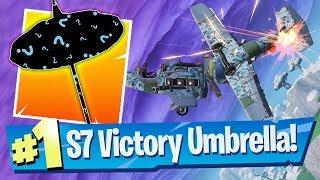 Fortnite - Déverrouillage de la saison 7's Victory Umbrella!