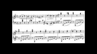 Alexander Glazunov - Waltz Op. 42 No. 3 (audio + sheet music)