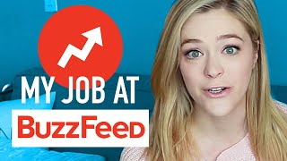 What My Job Is At BuzzFeed   Kelsey Impicciche