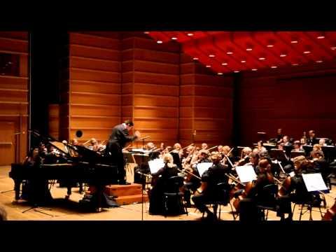 St. Petersburg State Symphony Orchestra m/ Marina Kan, piano og Espen Selvik, dirigent