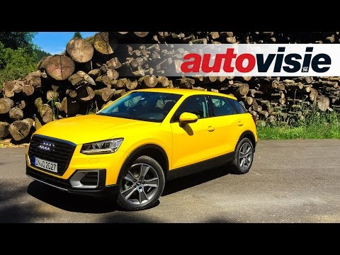 Review New Audi Q2 (2016) - by Autovisie TV