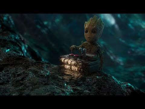 Baby Groot | Guardians of the Galaxy Vol 2 (2017) | Marvel Studios