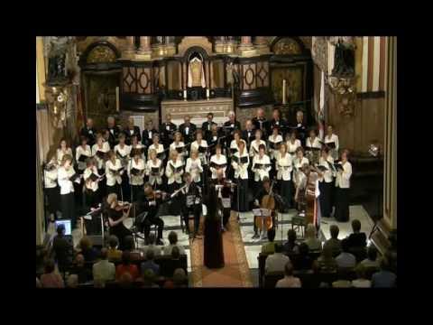G. Haendel. Hallelujah(Mesias). Grupo Elegia y Coral Santa Teresa