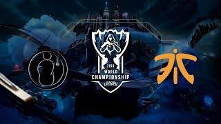 Video 【2018全球總決賽】小組賽 第八天 IG vs FNC download MP3, 3GP, MP4, WEBM, AVI, FLV Oktober 2018