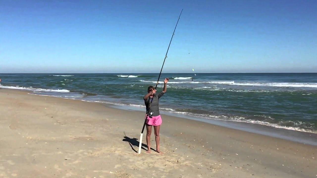 nc surf fishing report