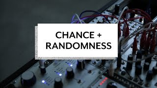 Making music with Chance and Randomness