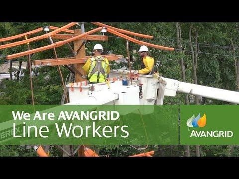 We Are AVANGRID | #ThankALineworker