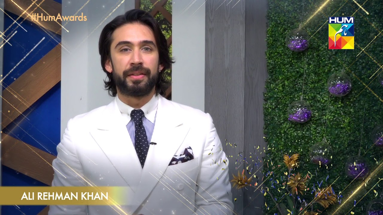 Kashmir 6th HUM AWARDS 2018 | Ali Rehman Khan | Hello Toronto