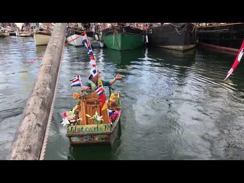 Paimpol Maritime Festival 2017 - Music Boat - Muziekboot