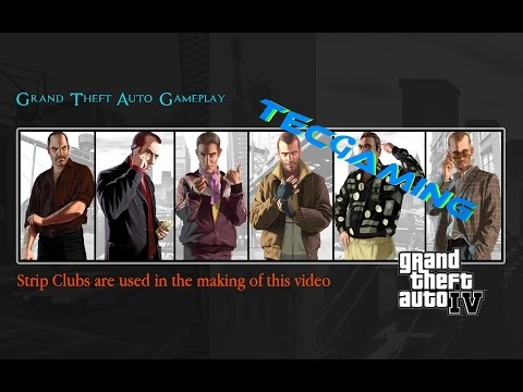 (PC) Grand Theft Auto IV Funny Gameplay - **Direct Download Links**
