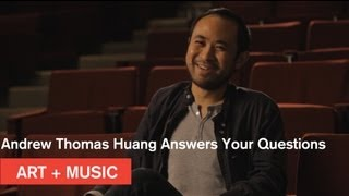 Andrew Thomas Huang Answers Your Questions - Art + Music - MOCAtv