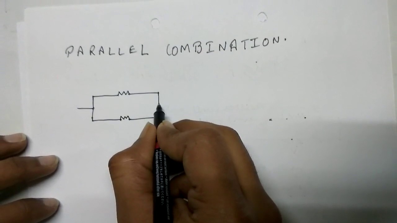 How To Solve Any Series And Parallel Circuit Problem Yourepeat