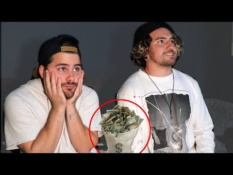 Jc Caylen vs Dommy D | Fortnite Money Challenge (WHY DID I DO THIS)