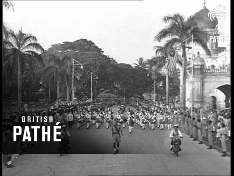 Selected Originals - Suffolks Leave Malaya (1953)