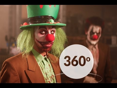 Happy Halloween | 360° Virtual Reality Video
