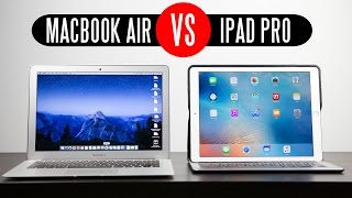 Apple iPad Pro vs 2015 13.3