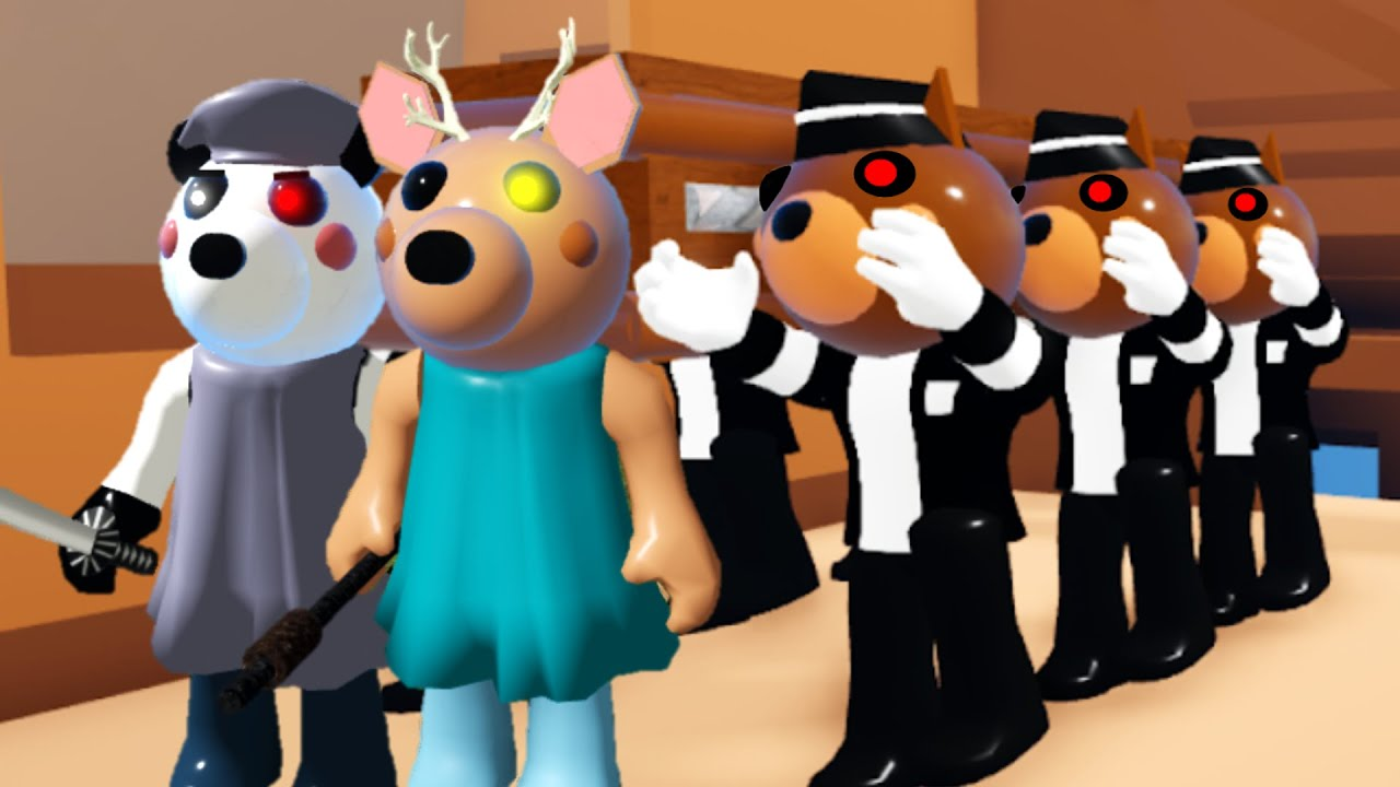 Piggy Roblox Coffin Dance Meme Compilation 30