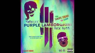 skrillex & rick ross - purple lamborghini reversed