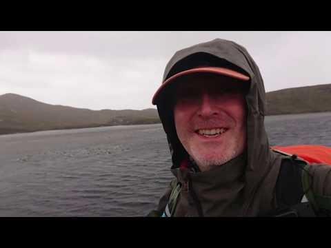 Sutherland Adventure : Fly Fishing Around Scourie, Sutherland, Scotland