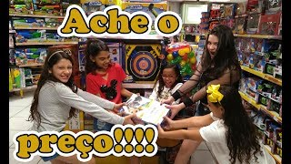 Baixar Desafio ache o preço na loja de brinquedos ... Com Carol do Diário da Carol e minhas amigas !!!!