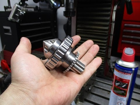 Gyro toy the machinist way(time lapse build)