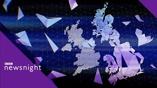 Has Brexit made the breakup of the UK more likely? - BBC Newsnight