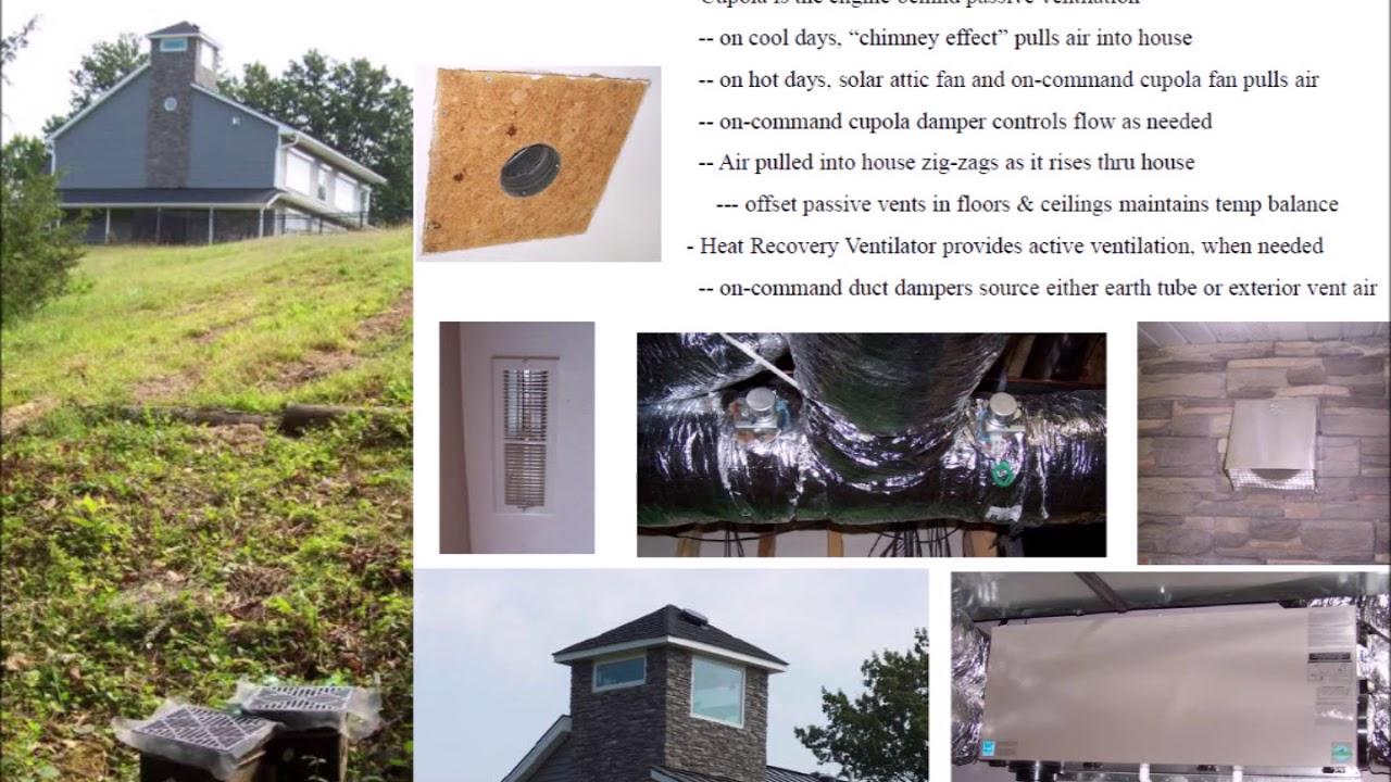 Award Winning Icf Constructed Net Zero Energy Home Design Details Youtube