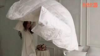 Одеяло и Подушка пуховая Идеальное приданое   Натурес